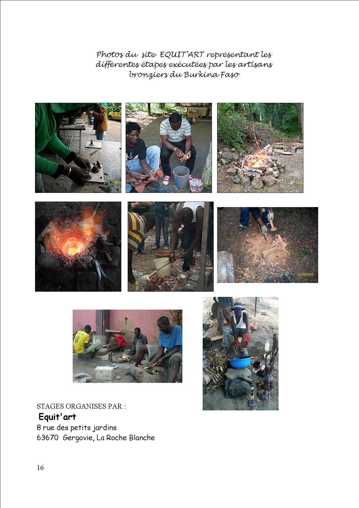 16 stage avec les artisans bronziers du Burkina Faso mai 2015 .jpg