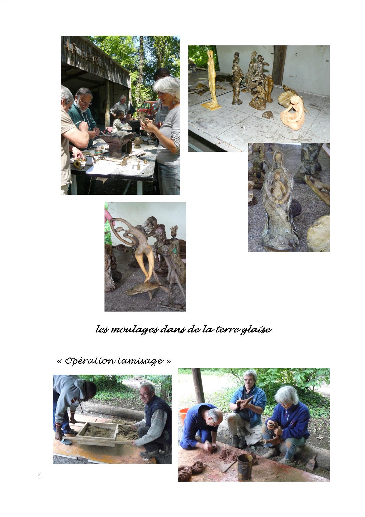 4 stage avec les artisans bronziers du Burkina Faso mai 2015 .jpg