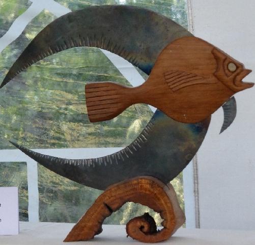 poisson volant.
